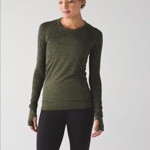 Lululemon Swiftly Tech Long Sleeve